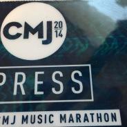 CMJ Recap